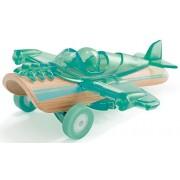 Hape Hape Mighty Mini Bamboo Vehicles Petite Plane Vehicle
