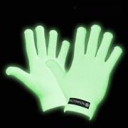 Glow Gloves - guanti luminosi fluorescenti
