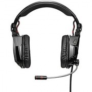 Mad Catz F.R.E.Q.5 Stereo Gaming Headset for PC and Mac Gloss Black