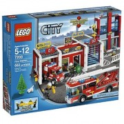 LEGO City Fire Station (7208)