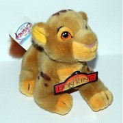 Disney Store The Lion King 8 Simba Cub Plush