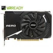 Placa Video MSI GeForce GTX 1060 Aero ITX OC, 6GB, GDDR5, 192 bit