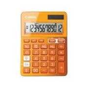 Canon LS-123MOR 12-Digit Desktop Calculator - Metallic Orange