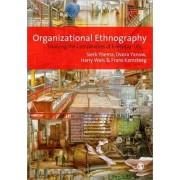 Organizational Ethnography by Dvora Yanow