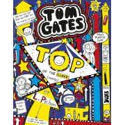 Tom Gates 9 top of the class(Liz Pichon)