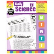 Daily Science, Grade 6+ by Evan-Moor Educational Publishers