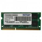 Memorie laptop Patriot 2GB DDR3 1333MHz CL9