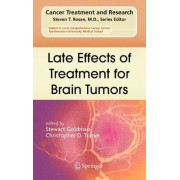 Late Effects of Treatment for Brain Tumors by Stewart Goldman