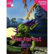Fantastic Forest Pink Level Fiction by Catherine Baker