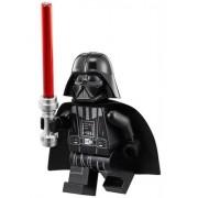 Lego Star Wars Minifigure Darth Vader (White Head Neck Piece Helmet) 75093