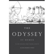 Homer The Odyssey: The Verse Translation by Alexander Pope