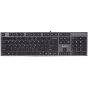 Tastatura A4Tech KV-300H Isolation Keyboard Gri