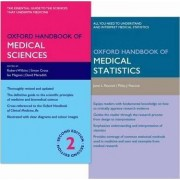 Oxford Handbook of Medical Science and Oxford Handbook of Medical Statistics Pack by Janet Peacock