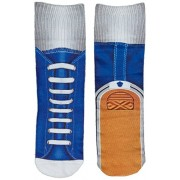 Cheeky Baldrick Calzini bambini scarpa (blu)