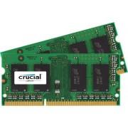 Memorie Laptop Crucial SODIMM, DDR3L, 2x4GB, 1600 MHz, CL11