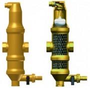 Zeparo ZUKM 1 separator de microbule si particole de noroi cu purjare