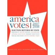 America Votes 2007-08: No. 28 by Rhodes Cook