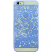 Husa Capac Spate Spirit Natural Albastru APPLE iPhone 5s, iPhone SE YUPPI LOVE TECH