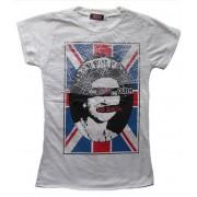 Koszulka damska z koronką - Sex Pistols