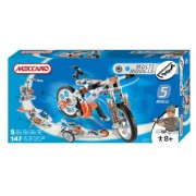 Erector Multi Model Building Set 5 Different Model To Build With One Set