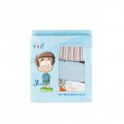 Chilot pentru baieti, 3 buc/cutie (pret pe cutie) MC02