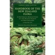 Handbook of the New Zealand Flora 2 Volume Set by Joseph Dalton Hooker
