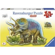 PUZZLE TRICERATOPS 72 PIESE Ravensburger