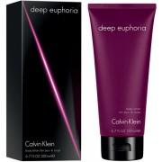 Calvin Klein Deep Euphoria Body Lotion 200ml за Жени
