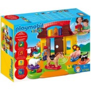 PLAYMOBIL Interactive Play and Learn 1.2.3 Farm by PLAYMOBIL (English Manual)
