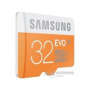 Card memorie Samsung microSDHC 32GB EVO Class10, UHS-I Grade1 + SD adapter
