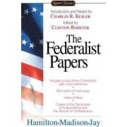 The Federalist Papers by Alexander; et al Hamilton