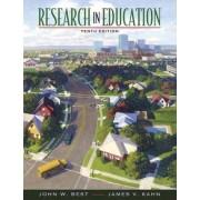 Research in Education by John W. Best