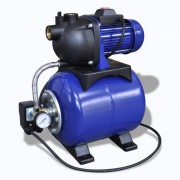 vidaXL Zahradní elektrické čerpadlo - 1 200 W modré
