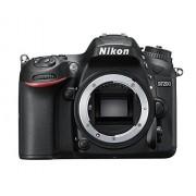 Nikon D7200 body Fotocamera Reflex Digitale, 24,72 Megapixel, Wi-Fi incorporato, NFC, SD 8GB 200x Premium Lexar, colore: nero [Nital card: 4 anni di garanzia]