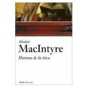 Macintyre Alasdair Historia De La Etica