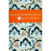 Pocket Posh King James Puzzles: The New Testament by The Puzzle Society