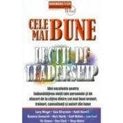 Cele mai bune lectii de leadership - Larry Winget Sam Silverstein Keith Harrell