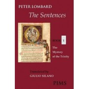 The Sentences, Book 1 by Peter Lombard