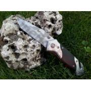 Сгъваем тактически нож с клипс MTech AT - 2