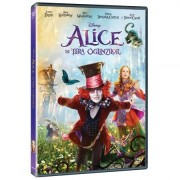 Alice Through theLooking Glass:Johnny Deep,Anne Hathaway,Mia Wasikowska - Alice in tara oglinzilor (DVD)