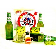 Bierpakket Verjaardags Darts Grolsch