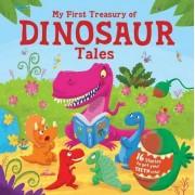 My First Treasury of Dinosaur Tales by Books. Igloo