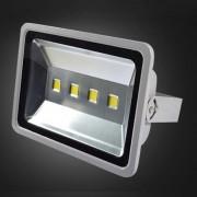 Proiector LED 200W 220V Alb Rece