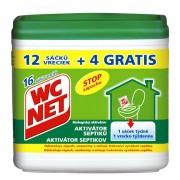 WC NET aktivátor septiků 288g 16 kapslí