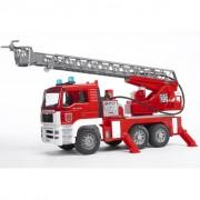 Bruder Camion dei Pompieri con Scala MAN TGA 1:16 02771