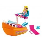Polly Pocket Adventure Cruisin' Boat by Polly Pocket