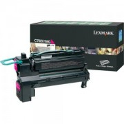 Тонер касета за Lexmark C792 Magenta Extra High Yield Return Program Print Cartridge (20K) - C792X1MG
