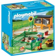 Playmobil Verzorgingsplaats Met Konijnen - 5123