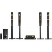Sistem Home Cinema LG LHB755, 3D Blu-Ray, Wi-Fi, Bluetooth, LAN (Negru)