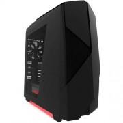 Carcasa Noctis 450 Black, MiddleTower, Fara sursa, Negru